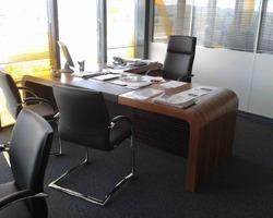 Bureau direction gamme TAU, design italien - Manosque