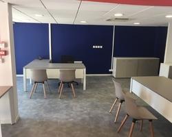 Aménagement bureaux opératifs 5TH ELEMENT - Toulon