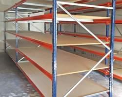 Rayonnage semi-lourd entrepôt - Aix en Provence
