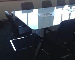 Table de réunion 12 places Gamme I Meet - Marseille