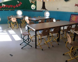 Mobilier restauration scolaire Marseille by BMA