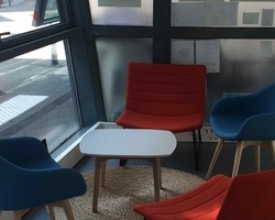 Petit espace lounge - Bandol